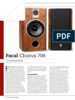 Focal Chorus 706 Loudspeakers