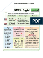 Dates and numbers.docx