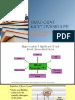 Obat-obat Kardiovaskuler 19 Mei 2014