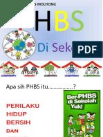 Phbs Di Sekolahku