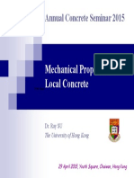 Pages From 5 Mechanical Properties of Local Concrete by Dr Ray Su