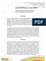 European Youth Information Charter - Portuguese Version