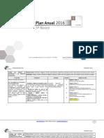 Planificacion Anual Tecnología 5basico 2016