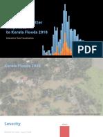 Visualizing Twitter Responses to Kerala Floods 2018