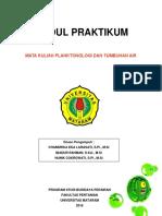 Penuntun Praktikum Planktonologi Dan Tumbuhan Air-2