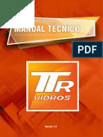 Manual de Vidros Temperados (TTR Vidros)