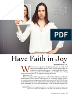 having faith in joy pdf