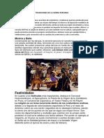 Tradiciones de La Sierra Peruana by Dlira