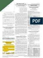Aprovação IFG Goiano - Primeiro Colocado