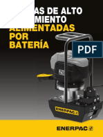 ZC-Series Battery Pump TECH ES-LA