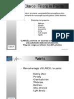 Clarcel Advantages in Paints