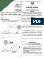Decreto 17-73 Reforma Codigo Penal.