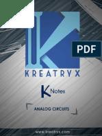 Analog Circuits K-Notes