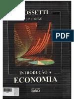 Introdução à economia 20 º edição - ROSSETTI.pdf