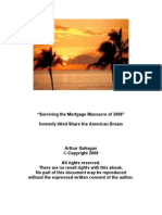 Mortgage Massacre 2008