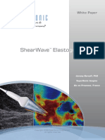 1.Elasto.introductionWhite Paper ShareWave Elastography UK