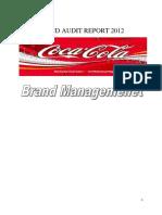 coca cola audit