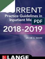 CURRENT Practice Guildelines in Inpatient Medicine 2018-2019.pdf