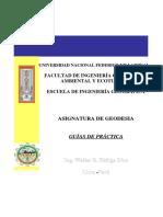 Guías de Práctica Geodesia