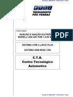 Celta_indice de Diagramas Eletricos-celta