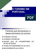 O Turismo Em Portugal