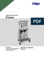 Manual Uso Primus 4.5