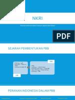 NKRI - Peranan Indonesia
