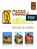 Casas Do Ambiente Catalogo 2016
