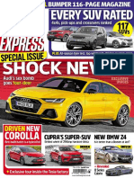 Auto express 7 November 2018 | Fuel Economy In Automobiles | Audi