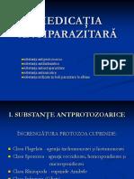 medicatia antiparazitara