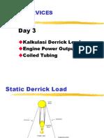 Kalkulasi Derrick