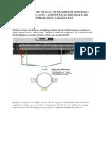 Uputstvo Za Instalaciju i Programiranje Inim Smartline Centrale i Gasnih Detektora AB455
