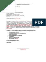 Informe - Evaluadores Sociales PIRCC