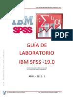Manual Laboratorio Ibm Spss 19[1]