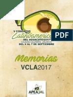 Memorias VCLA 2017