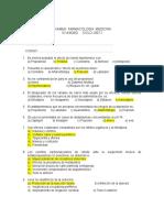 2007-I examen de Farmacologia III Unidad (2)
