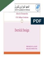 2 Derrick Design