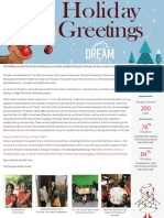 Dream Center 2018 Winter Newsletter