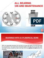 Ball Bearing Installation and Maintenance (2)