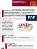 La motivación escolar como factor indispensable en la aplicación de la metodología implementada en el proceso de enseñanza-aprendizaje del idioma inglés en los alumnos de nivel secundaria