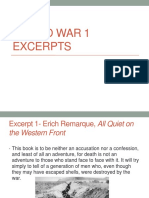 wwi reading excerpts graphics 2019