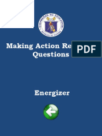 Making Action Research Questions