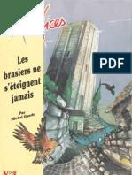 Maléfices - N°3 - Les Brasiers ne s'éteignent Jamais