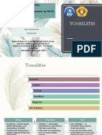Tonsilitis Referat