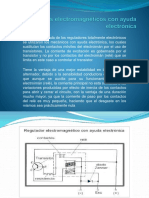 Reguladores Electromagnéticos Con Ayuda Electrónica