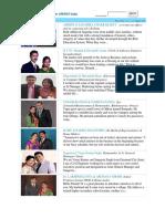 List of Diamond Direct AMWAY INDIA
