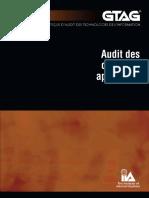 GTAG 8 - Audit Des Contrôles Applicatifs