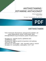 Antihistamine Group 1