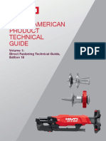 Hilti North American Product Technical Guide_Volume 1_Edition 18