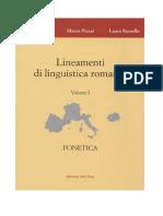 Lineamenti Di Linguistica